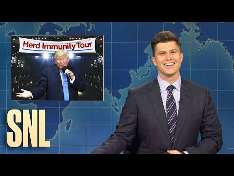Weekend Update: Trump Rallies - SNL