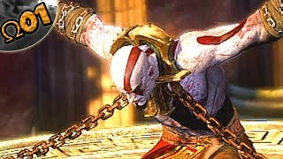"GOD OF WAR ASCENSION #01 "" O INICIO DE TUDO "" VERY HARD"