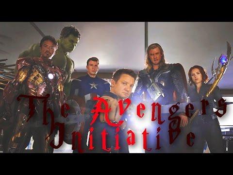 ϟ The Avenger Initiative || [Avengers/Harry Potter AU] {TAUC3}