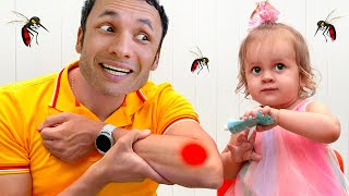 Animal Song for Kids about Mosquitos - Safety Tips song  for children