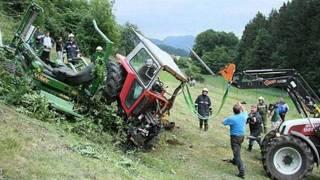 TraktorCrash