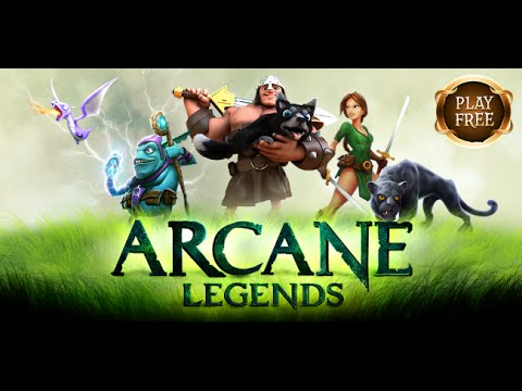 Arcane Legends MMORPG