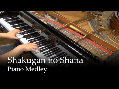 Shakugan no Shana Medley - all Openings [piano]