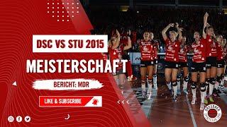 Dresdner SC Volleyball - Deutscher Meister 2015