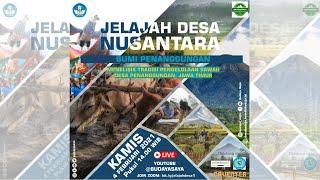 Jelajah Desa Nusantara \Bumi Penanggungan\