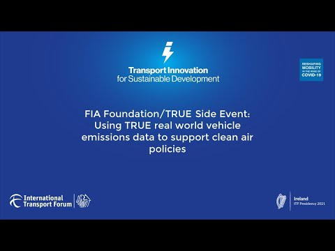 TRUE at ITF21