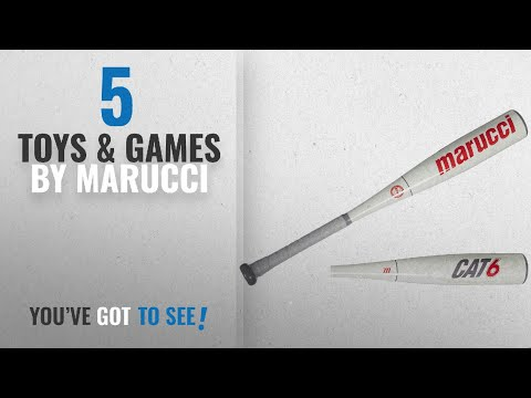 Top 10 Marucci Toys & Games [2018]: Marucci Cat 6 Junior Big Barrel Baseball Bat (2 3/4