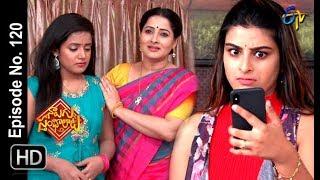 Naalugu Sthambalata   15th June 2019   Full Episode No 120   ETV Telugu