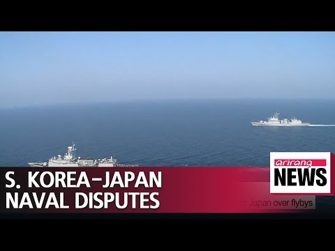 Senior S. Korean navy official cancels Japan visit amid nava