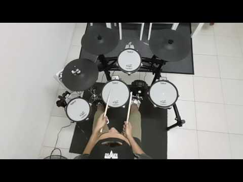 Assalamualaikum Ustazah - Khalifah (Drum Cover)