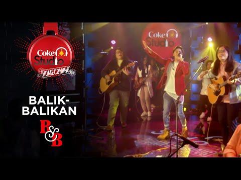 "Coke Studio Homecoming: ""Balik-Balikan"" by SamXBen&Ben"