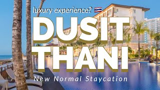 LUXURY THAI HOTEL DUSIT THANI MACTAN CEBU RESORT REVIEW New Normal Staycation