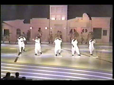 New Edition & Rob Base - Crucial (Live)