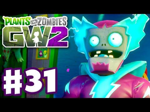Plants vs. Zombies: Garden Warfare 2 - Gameplay Part 31 - Electro Brainz! (PC)