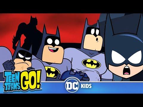 Teen Titans Go! | Every Batman Moment Ever | DC Kids
