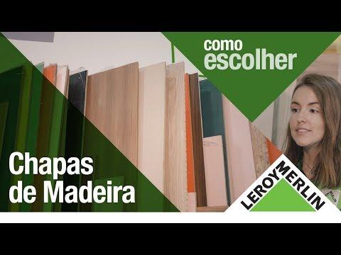 Como Escolher Chapas De Madeira Leroy Merlin Youtube