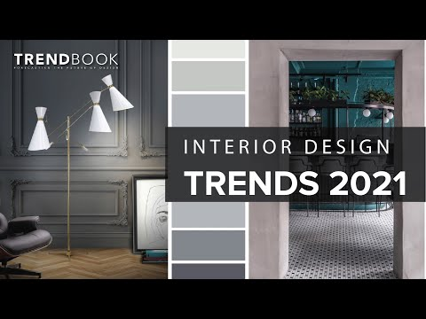Interior Design Trends 2021 Youtube