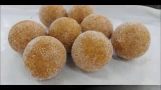찹쌀도넛(Glutinous Rice Doughnut)