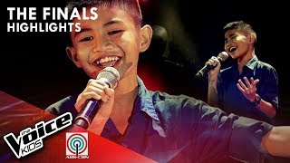 Cyd Pangca's journey | The Voice Kids Philippines 2019