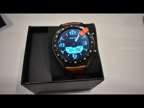 """Купил смарт-часы """"Microwear L7"""""""