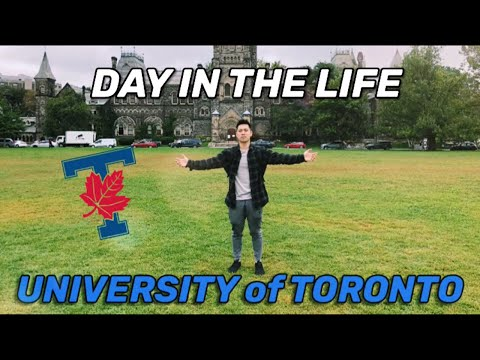 A Day In The Life Of A University Of Toronto Student