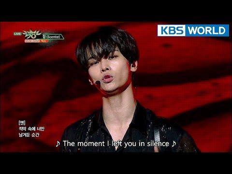 VIXX - Scentist | 빅스 - 향 [Music Bank HOT Stage / 2018.04.27]
