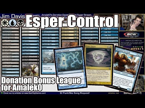If You Want to Play Esper Charm in Modern, Here's How