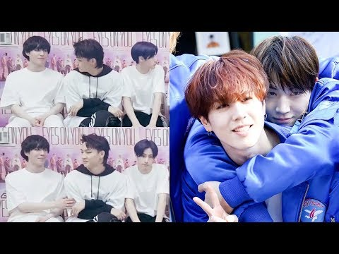 Fans Smiled at How GOT7' Yugyeom Clung onto JB Just so Sweetly at a Recent V Live