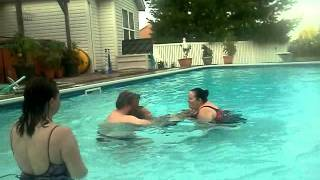 My Family in the Pool (CONTINUED) part 3