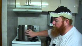 brew system review 001 19L pot stove top brewing