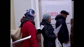 видео Бутовский полигон: пока читают имена…