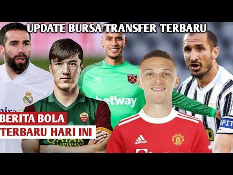Berita Bola Terbaru Hari Ini \u0026 Transfer Pemain Resmi 2021 ~ Real Madrid, Manchester United, Juventus