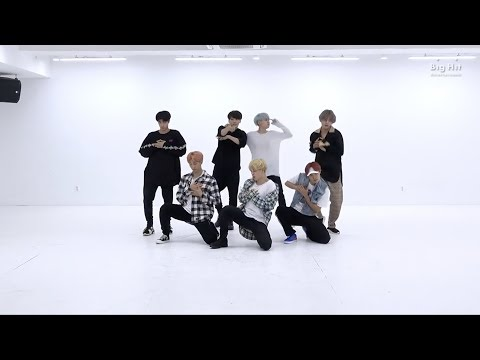 HOW BTS DANCE TO J-HOPE'S 제이홉 DAYDREAM