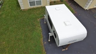 Henry Tropi-Cool 887 - A Study in Heat Reduction on a Eureka Truck Camper