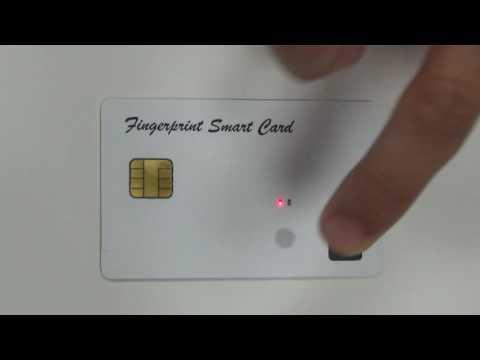Eln Finger print(Smart Card)