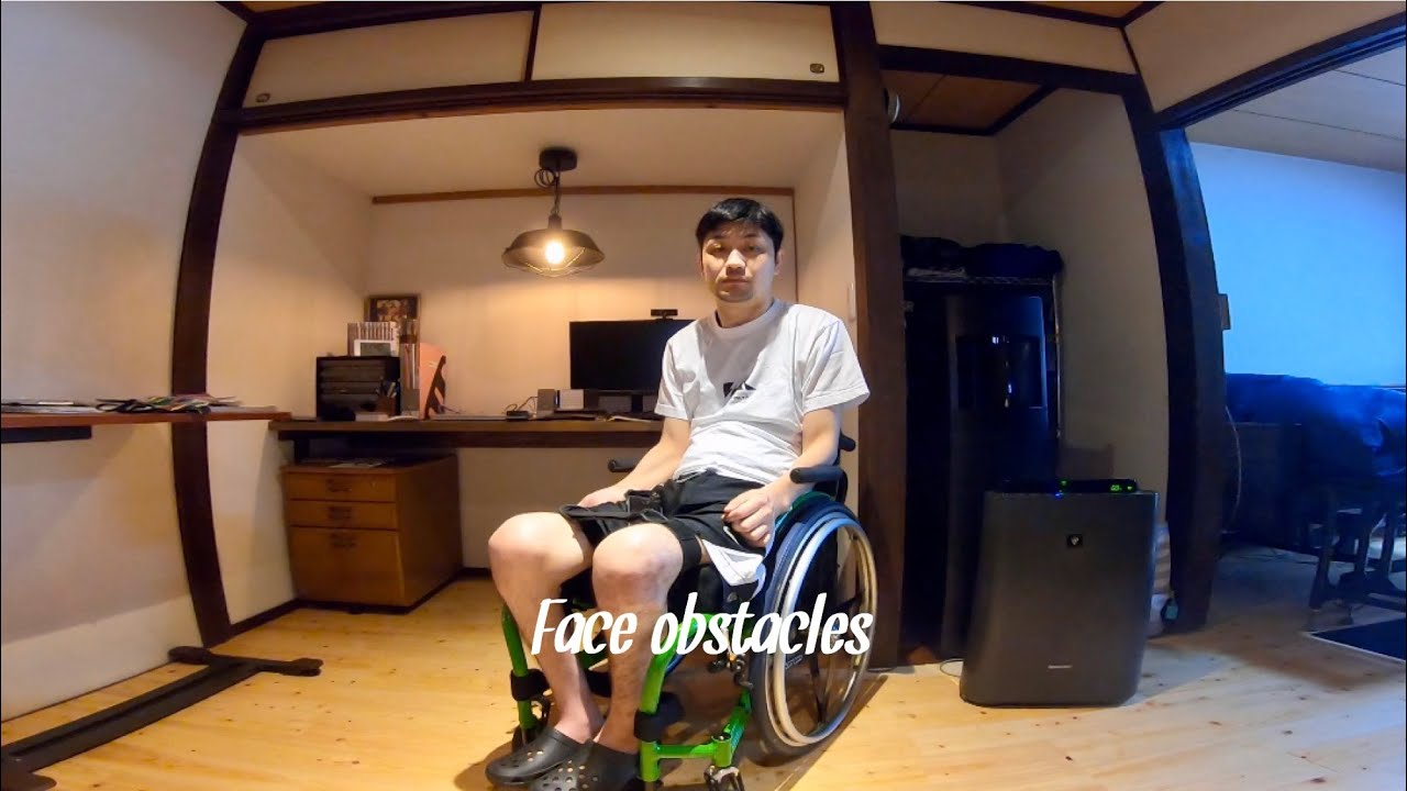 Face obstacles 〜障害と向き合う〜