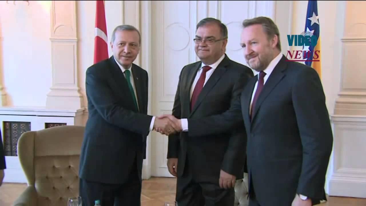 Image result for bosnia politics erdogan