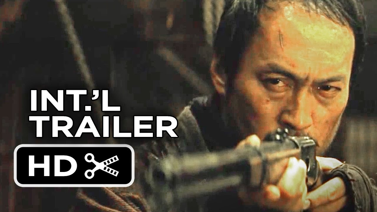 Download Unforgiven Official International Trailer #1 (2014) - Ken Watanabe Movie HD