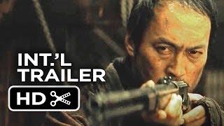 Unforgiven Official International Trailer #1 (2014) - Ken Watanabe Movie HD