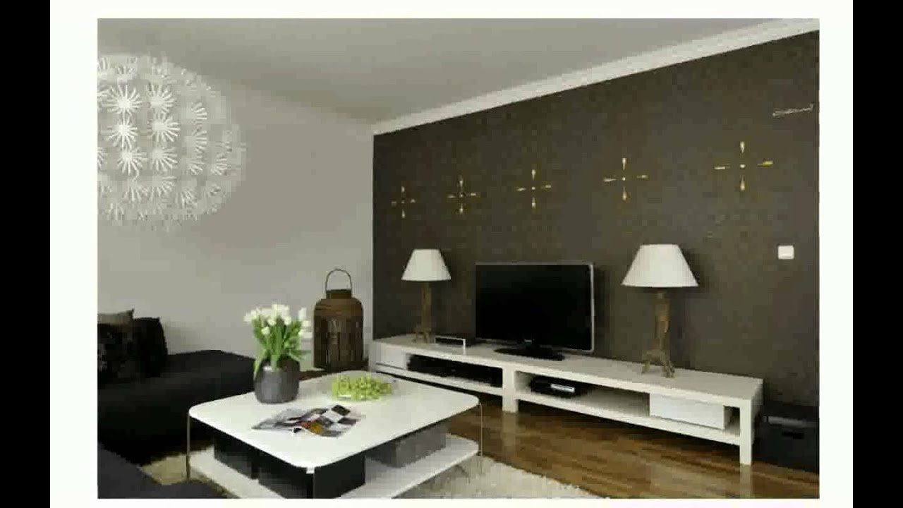 ideen f r wohnzimmergestaltung youtube. Black Bedroom Furniture Sets. Home Design Ideas
