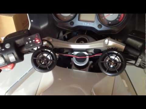 Hi-Fi in viaggio: musica in moto, si può, ecco come!
