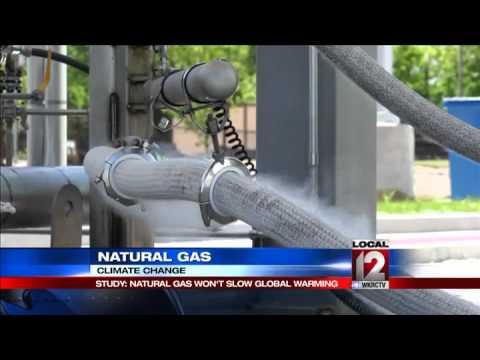 Study: Natural gas surge won't slow global%2