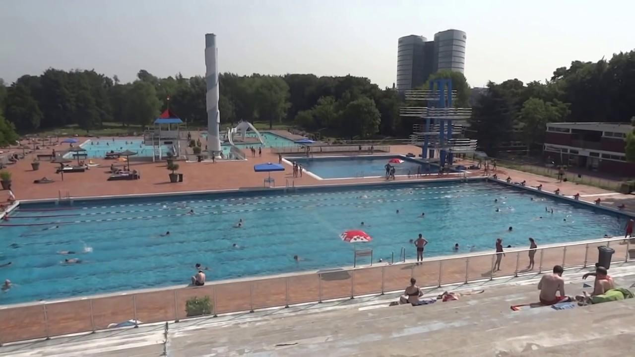 Erlebnisbad Grugabad Essen - YouTube
