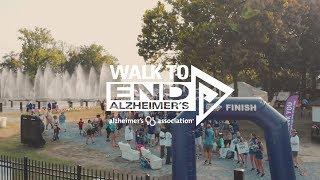 2019 End Alzheimer's Walk Video