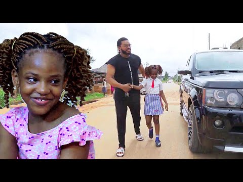 How A Little Poor Orphan Girl Who Was Abandon Met A Kind Rich Man That Took Her In - Nigerian Movies