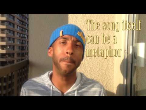 HOW TO RAP: Introduction to METAPHORS