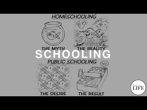 Unschooling - Part 2: The Compulsory Education System