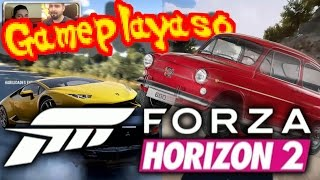 Vídeo Forza Horizon 2
