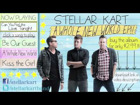 Stellar Kart: Can You Feel The Love Tonight