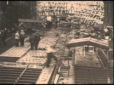 VANCOUVER SHIP BUILDERS OF THE PAST